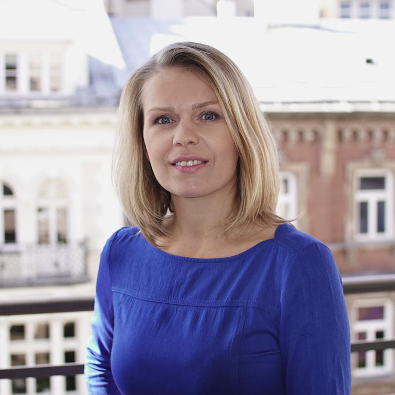 Joanna Cichosz konsultant, diagnosta, facylitator